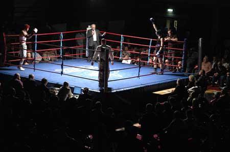 ring announcer
