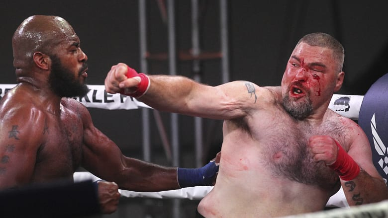 Bare-knuckle