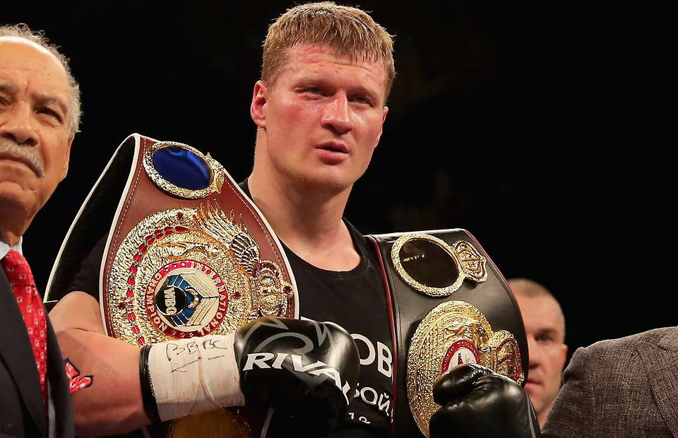 Povetkin registered