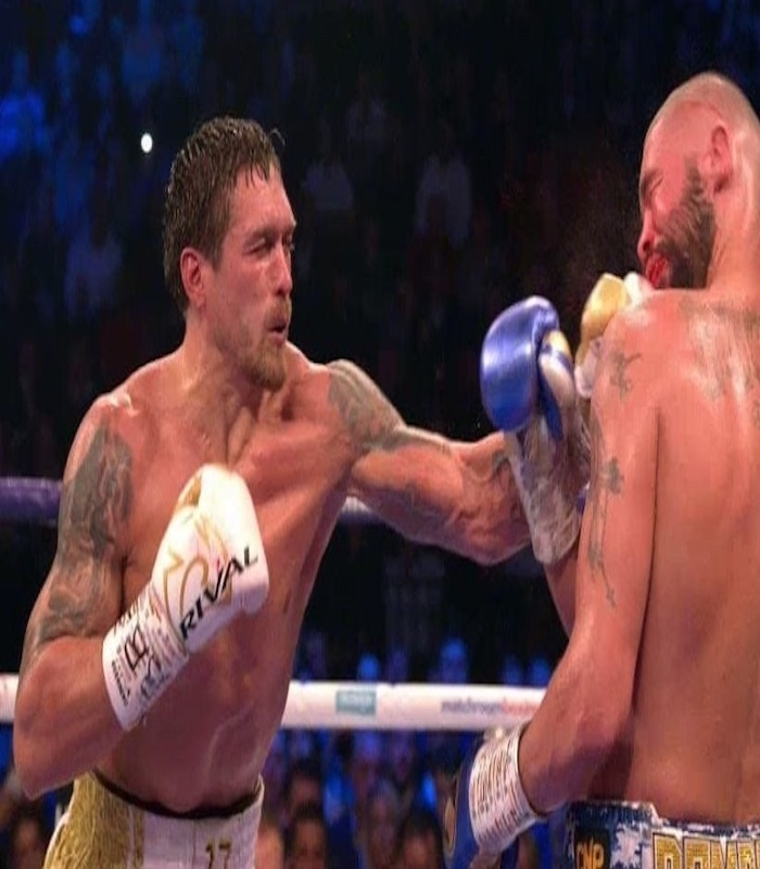 Boxing News: Usyk Vs Bellew Fight Card: Live Results