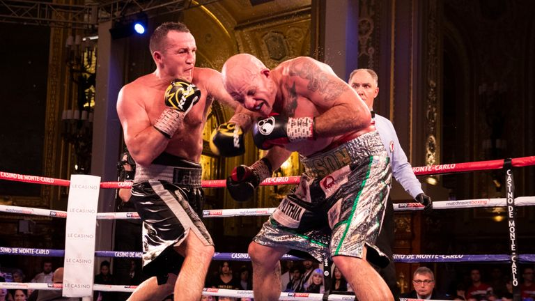 Live Fight Results Today from Monte Carlo and Atlantic City