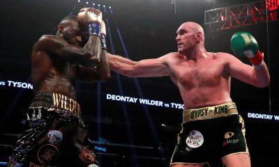 boxing Wilder Vs Fury