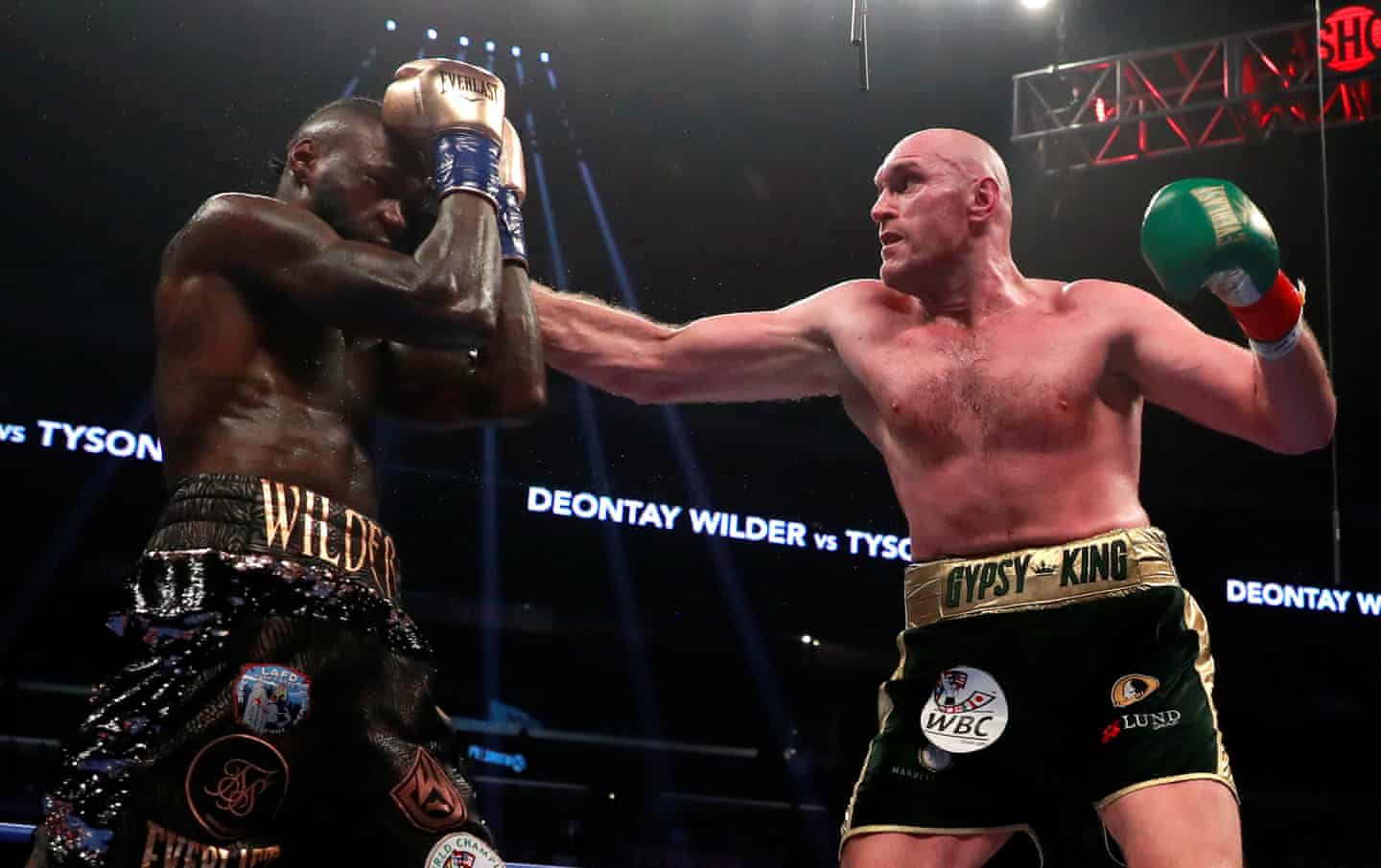 boxing Wilder Vs Fury