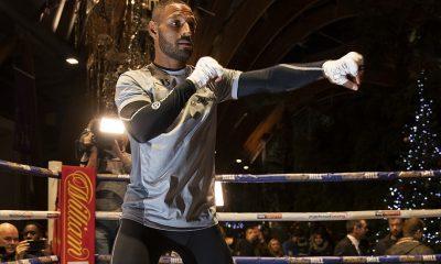 Boxing Kell Brook