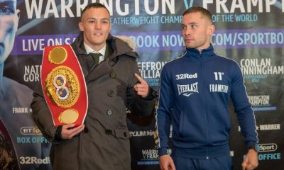fights frampton warrington