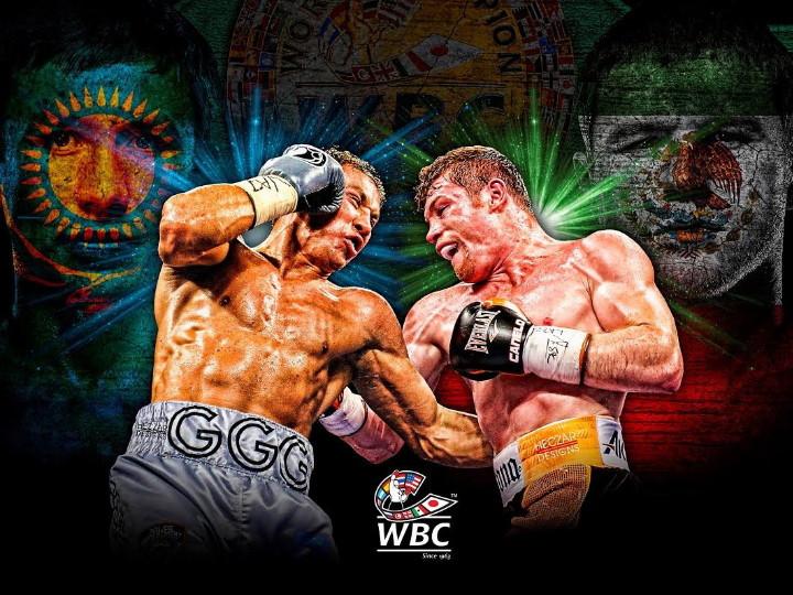 Canelo Alvarez vs GGG