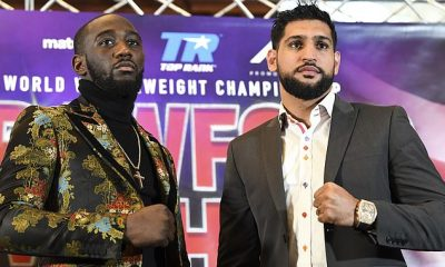 Crawford vs Khan