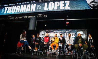Thurman vs Lopez