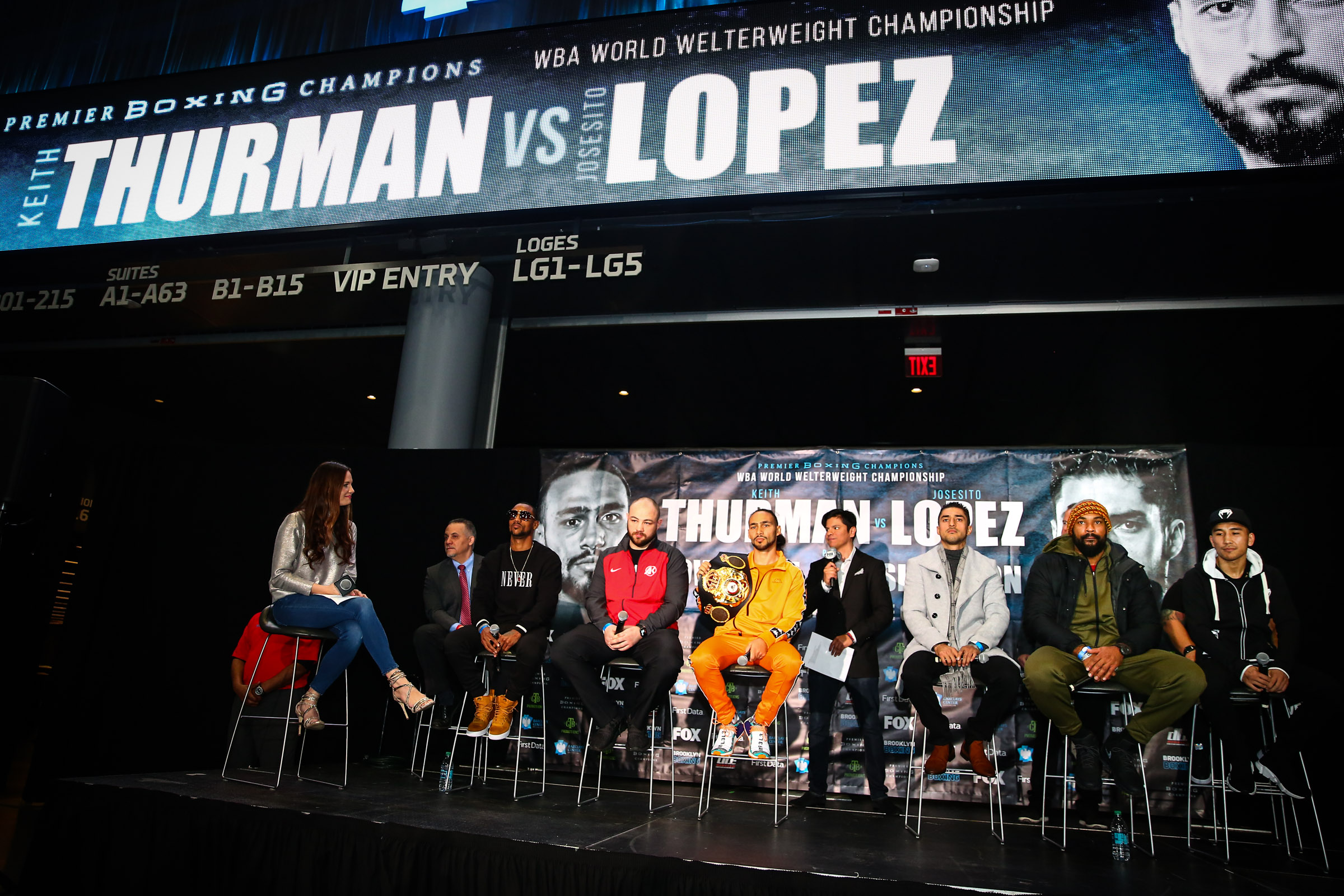 Thurman vs Lopez