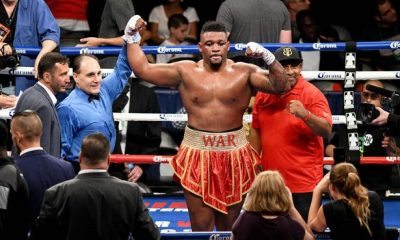 Anthony Jusa vs Jarrell Miller