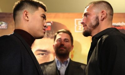 Bivol vs Smith Jr