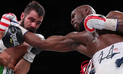 Tevin Farmer vs. Jono Carroll