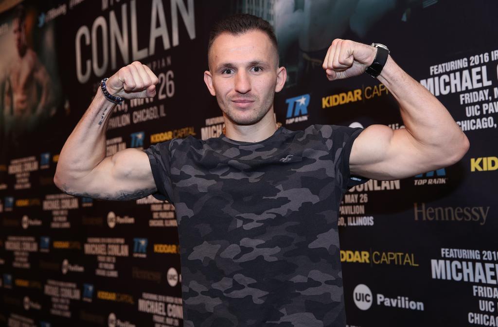 under the radar fight - Egidijus Kavaliauskas vs Ray Robinson.