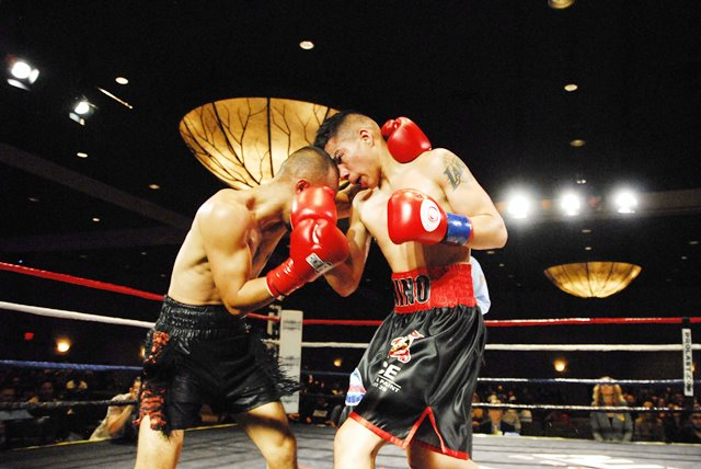 Fight Results Montebello