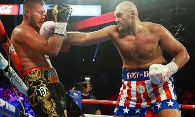 Tyson Fury vs Tom Schwarz