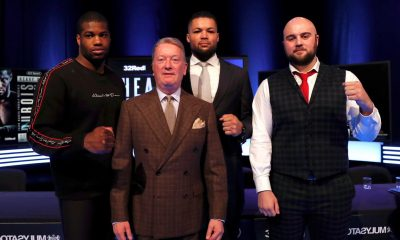 heavyweight prospects
