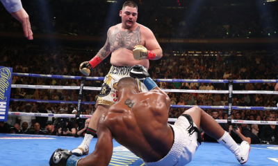 Ruiz KO's Joshua