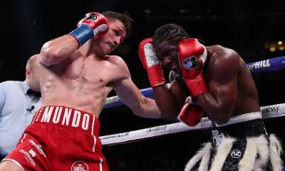 Callum Smith vs. Hassan N'Dam N'Jikam