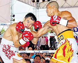 Thai Champion Pongsaklek Wonjongkam