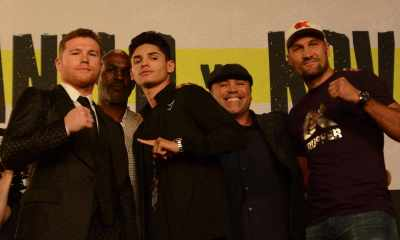 Canelo-and-Krusher-Kovalev-Meet-at-Union-Station-in-L.A.