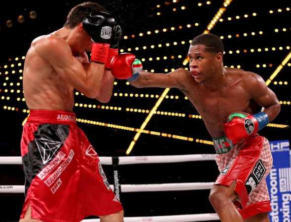 Fast-Results-From-The-Big-Apple-Haney-Hunter-and-Serrano-Win-Handily