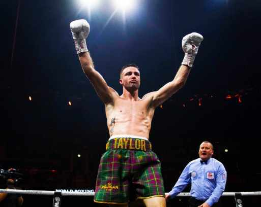 Taylor-Beats-Prograis-London-Boxing-Results