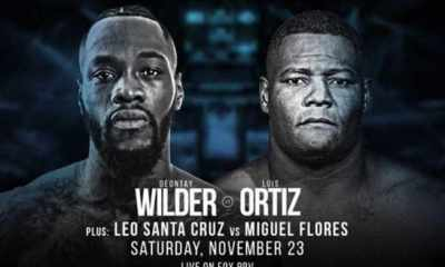 Ortiz Accuses Wilder-of-Criminal-Tactics-Wilder-Takes-Umbrage