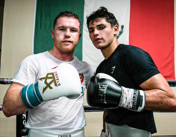 Canelo-and-KingRy-Master-and-Pupil-Enter-Danger-Zone-in-Las-Vegas