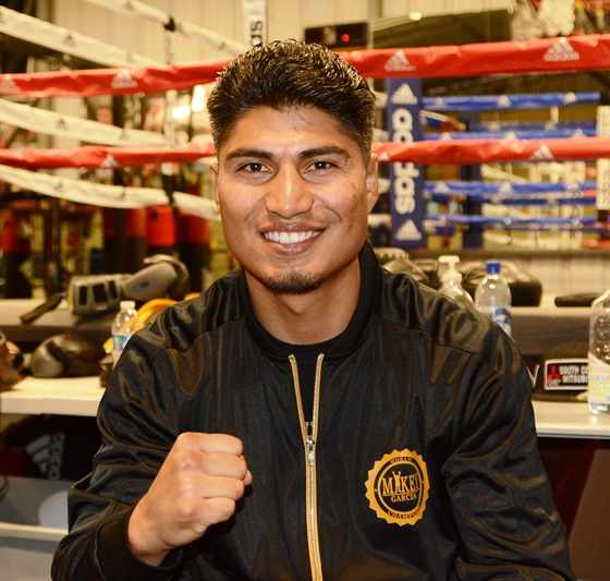Mikey-Garcia's-Second-Welterweight-Assault-Happens-Saturday-in-Texas