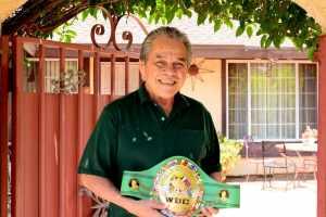 Armando Muniz at Casa Muniz