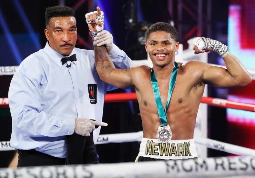 Fast-Results-from-Las-Vegas-Shakur-Stevenson-Collapses-Caraballo-with-a-Body-Punch