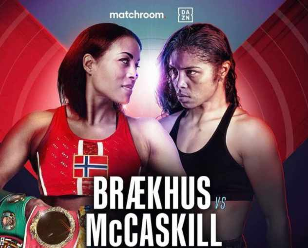 Jessica-McCaskill-Topples-Cecilia-Braekhus'-Welterweight-Reign