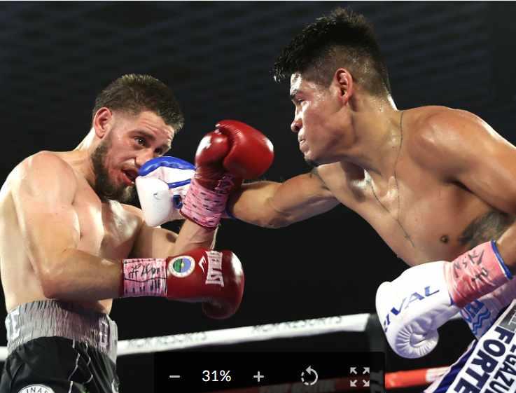 Navarette-Powers-Way-to-WBO-Featherweight-Title