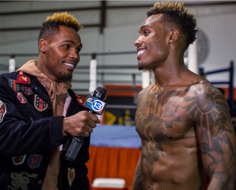 Tank-Davis-and-the-Charo-Twins-Featured-on-the-Loaded-Showtime/PBC-Schedule
