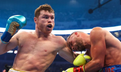 Canelo-Conquers-BJ-Saunders-Before-a-Record-Crowd-in-Texas