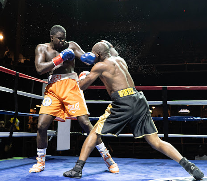 Ringside-at-the-Palladium-Cassius-Chaney-and-Popeye-Rivera-Win