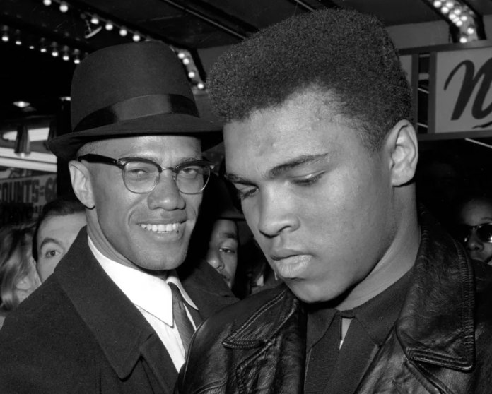 The-Hauser-Report-Muhammad-Ali-Malcolm-X-and-Netflix